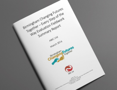 Every Step of the Way Evaluation Fieldwork Summary Report – March 2016